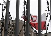 روسیه 5 دیپلمات لهستانی را اخراج میکند