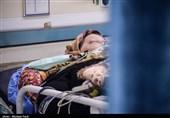 95 بیمار بدحال کرونایی در بخش ICU بیمارستانهای گیلان بستری هستند