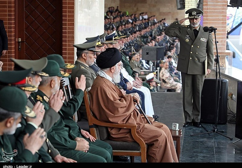 Leader Urges Iranian Army to Boost Preparedness