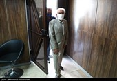 حضور سید محمد غرضی در خبرگزاری تسنیم