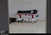 روزهای سخت کرونایی در بیمارستان امام حسن(ع) بجنورد+تصاویر