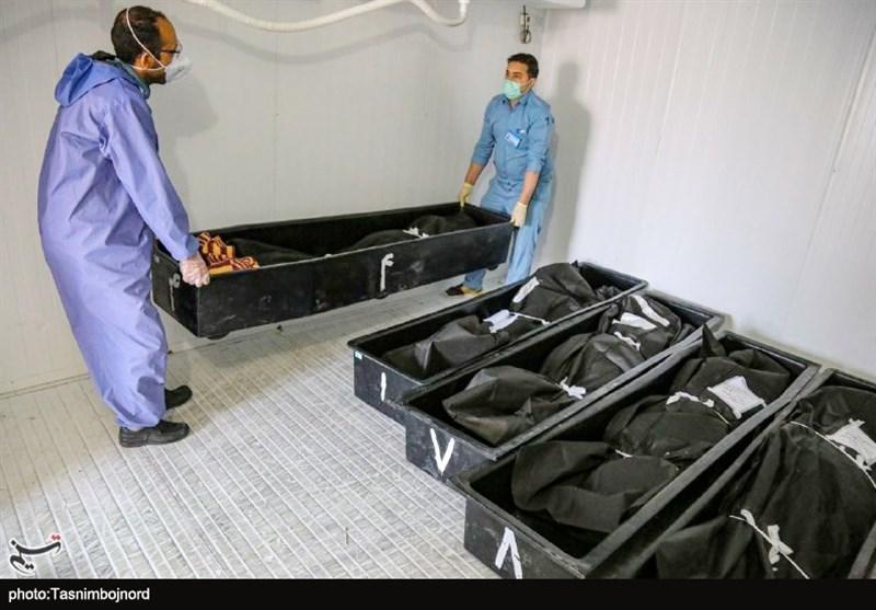فوت ۵ بیمار کرونایی در خراسان شمالی/تعداد بستریها به 418 نفر رسید