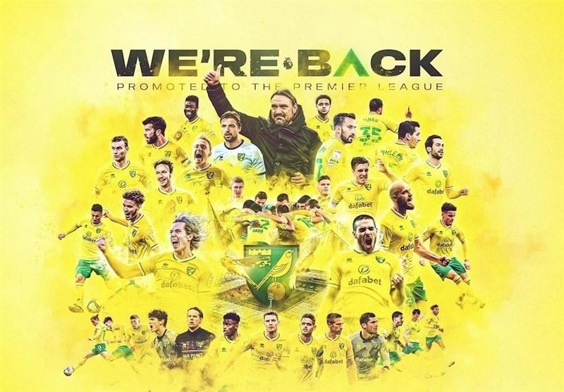 بازگشت نوریچسیتی به لیگ برتر انگلیس پس از تنها 9 ماه!