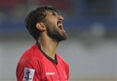 مغانلو، برنده رقابت بهترین گل هفته دوم لیگ قهرمانان آسیا