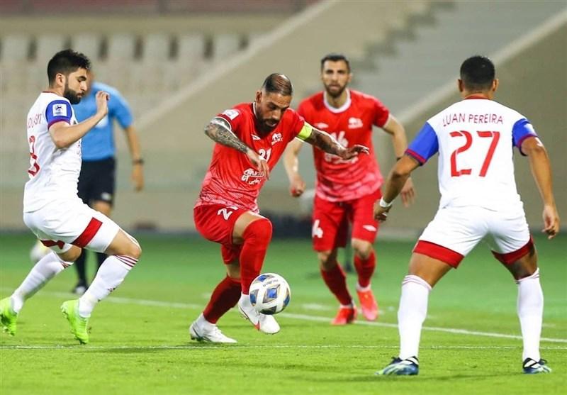 لیگ قهرمانان آسیا  ادامه حسرت تراکتور برای رسیدن به پیروزی آسیایی/ شارجه صدرنشین ماند