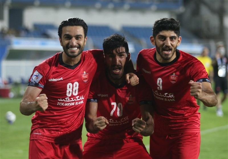 2021 Group E: Persepolis Victorious over Al-Rayyan