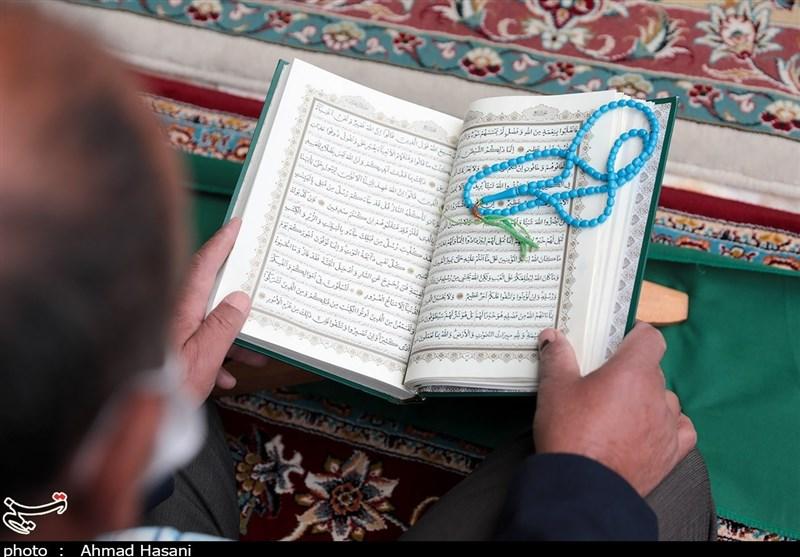 """ترتیل جزء ششم قرآن با صدای """"عبدالباسط و عباس امام جمعه"""""""