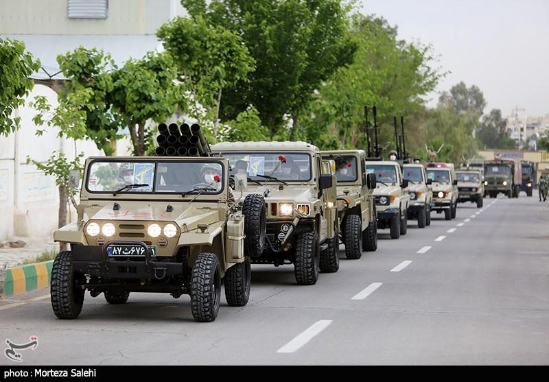 فرمانده قرارگاه ارتش در جنوب غرب کشور: هیچ دشمنی توان چپ نگاه کردن به مرزهای ایران را ندارد