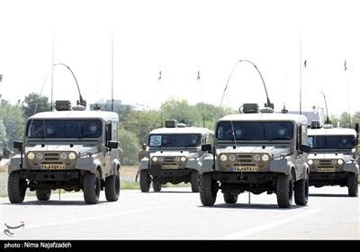 روز ارتش جمهوری اسلامی ایران - مشهد
