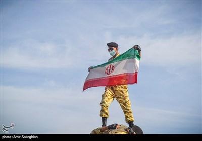 روز ارتش جمهوری اسلامی ایران - شیراز