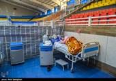 بیمارستان پشتیبان شماره 4 در صورت ادامه وضعیت کنونی شیوع کرونا در شیراز راهاندازی میشود