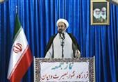 امام جمعه زاهدان: استاندار جدید برای تحقق وعده رئیس جمهور تلاش کند