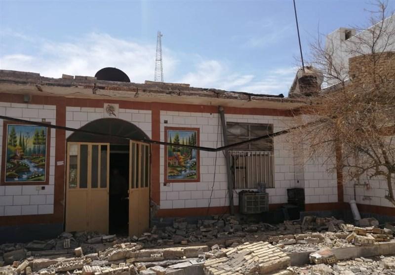 اعزام 12 تیم امدادی و ارزیاب هلال احمر به مناطق زلزلهزده گناوه / 5 نفر مصدوم شدند +تصاویر