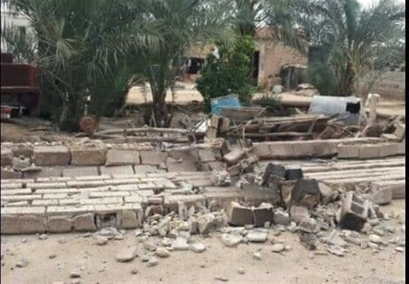 Quake Rattles Iran's Southern Port