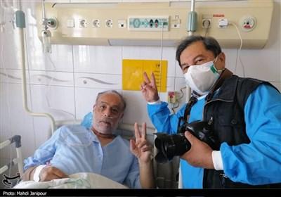 گزارشگر فوتبال اصفهان و تجربه سخت بیماری کرونا / حال حسن علیخانی رو به بهبود است + فیلم