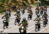 رژه روز ارتش جمهوری اسلامی در اصفهان به روایت تصویر