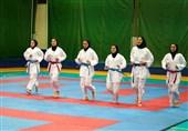 آغاز دور جدید تمرینات تیمهای ملی کاتا و کومیته بانوان