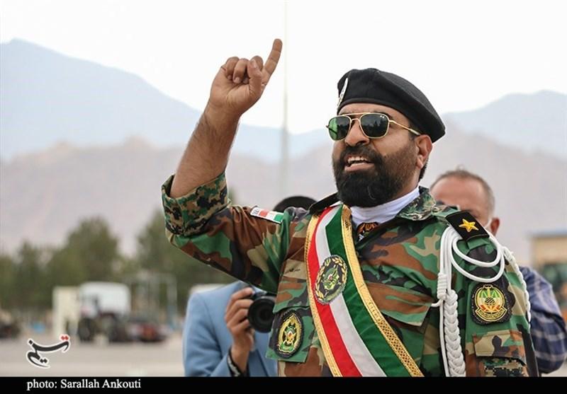 ارتش , استان کرمان ,