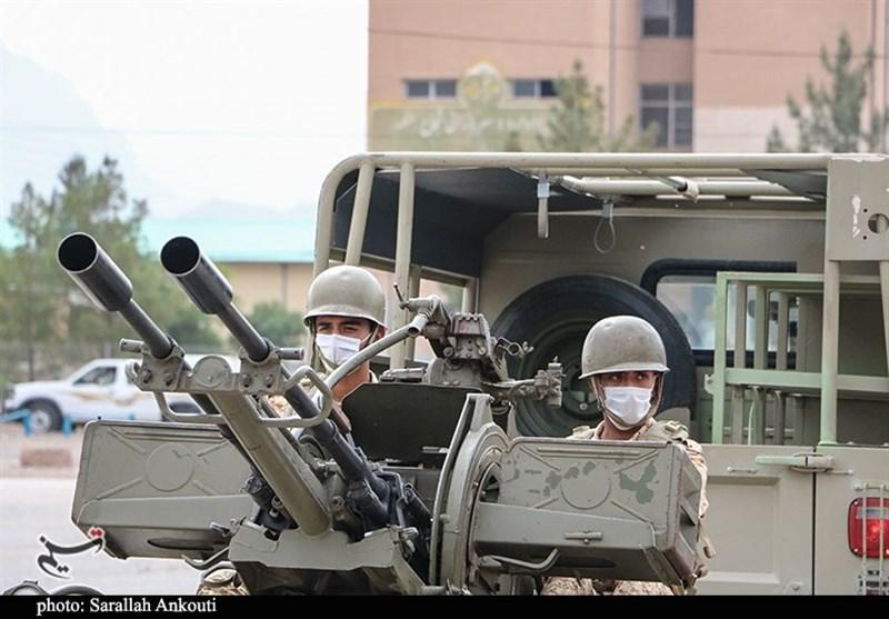بزرگداشت روز ارتش جمهوری اسلامی ایران در کرمان به روایت تصویر