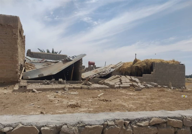 استاندار بوشهر: در زلزله 5.9 ریشتر گناوه برخی از منازل قدیمی دچار خسارت شدند