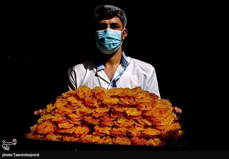 گرانفرشی بامیه و زولبیا در کردستان/چرا یک کیلو بامیه و زولبیا 12 هزار تومان گرانتر به فروش میرسد؟