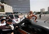 اسرائیل  جنگ خیابانی در تل آویو؛ معلولان ارتش از شرایط فاجعهبار خود به ستوه آمدهاند