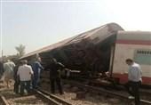 باز هم حادثه قطار در مصر/افزایش کشتهها به 16 نفر+فیلم