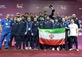 ایران تفوز بلقب البطولة الاسیویة للمصارعة الحرة فی کازاخستان
