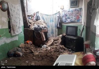 خسارت زلزله 5.9 ریشتری بندر گناوه