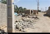آوار برداری مناطق زلزله زده دنا به پایان رسید