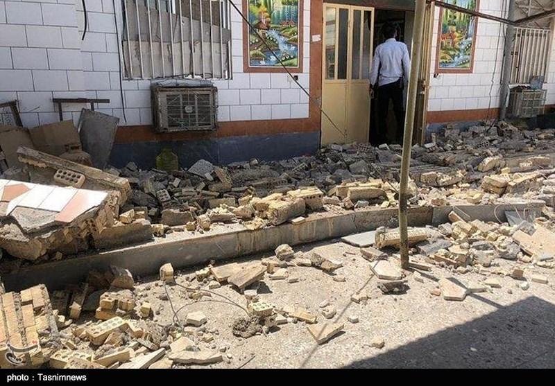 """خانوارهای زلزلهزده در 7روستای """"گناوه"""" اسکان یافتند"""