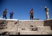 باستانشناسان کپنهاگ دانمارک روستانشینی در غرب ایران را کاوش کردند