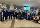اعزام تیم ملی وزنهبرداری به مسابقات قهرمانی آسیا