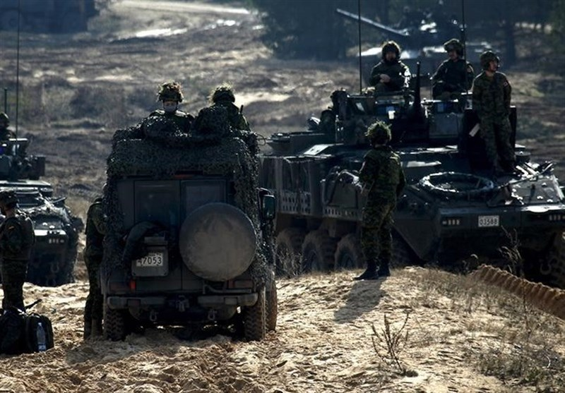 افزایش حضور نظامی غربیها در نزدیکی مرز بلاروس