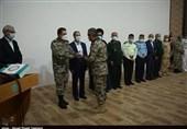 فرمانده جدید پدافند هوایی منطقه جنوب در استان بوشهر معرفی شد + تصاویر