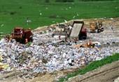 فیلمی اسفناک از تبدیل زیستگاه آهوان به گورستان زباله