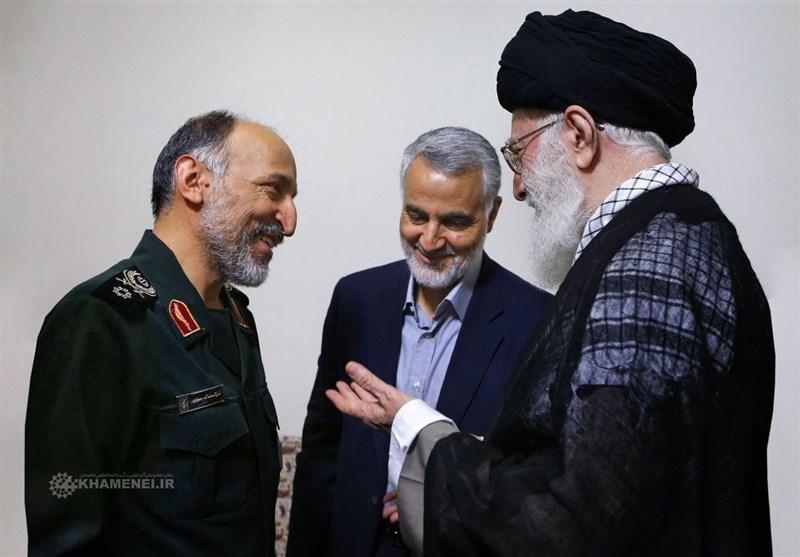 شهید حجازی به روایت فرزندش / اعلام رضایت امام خامنهای از پدرم بزرگترین تسلی برای خانواده بود + فیلم