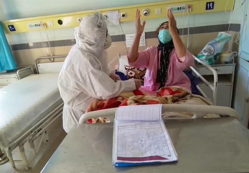 تلاش خستگیناپذیر گروههای جهادی در پیک چهارم شیوع کرونا + تصاویر