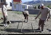 500گروه جهادی بسیج سازندگی در روستاهای مازندران فعالیت دارند