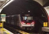 پیشرفت فیزیکی ایستگاههای افتتاح شده مترو در 4 سال اخیر چقدر بوده است؟