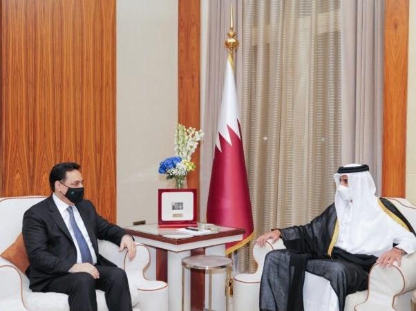اعلام حمایت امیر قطر از لبنان برای خروج از بحران/ تلاش حزبالله برای غلبه بر موانع تشکیل دولت
