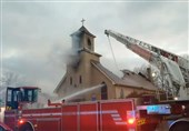 Historic Church in Minneapolis Burns amid Anti-Racism Protests (+Video)