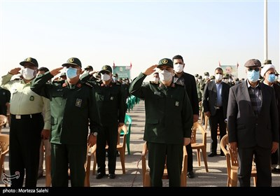 Funeral of General Hejazi Held in Isfahan