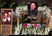 وداع با یاور انقلاب در دیار شهیدان / آخرین حضور سردار حجازی در جمع همرزمانش + فیلم