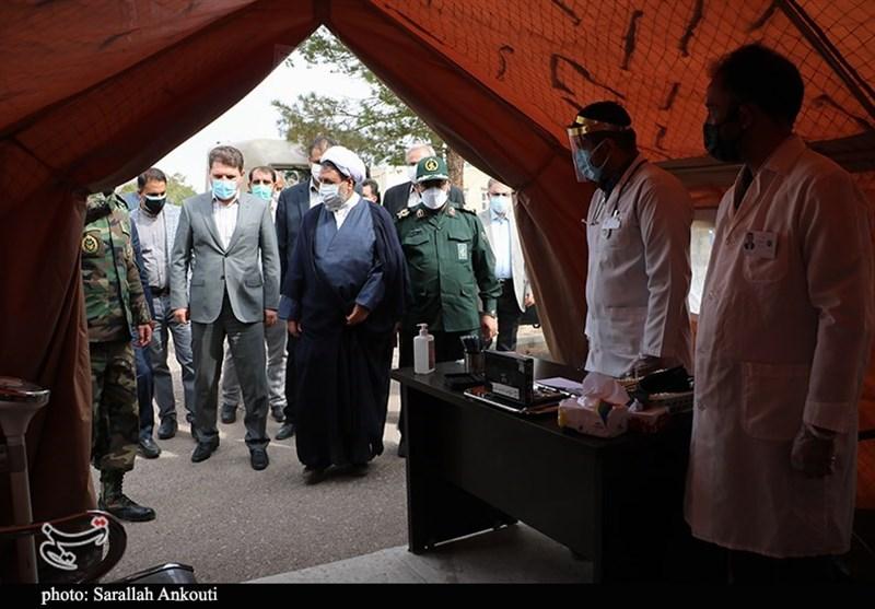 استان کرمان , کرونا , ارتش ,