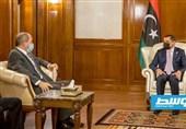 توافق لیبی و الجزایر برای مقابله با تهدیدات امنیتی/ ممنوعیت سفر نظامیان رده بالای لیبی به خارج