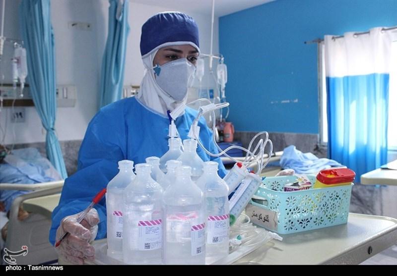 جدیدترین اخبار کرونا در ایران| کاهش فوتیها در اکثر استانها / هر 3 دقیقه یک فوتی و 37 نفر به تعداد بیماران افزوده میشود + نقشه و نمودار