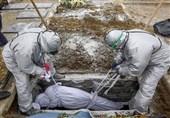 جولان کرونا با 13 فوتی جدید در لرستان؛ تعداد جان باختگان استان به 1553 نفر رسید