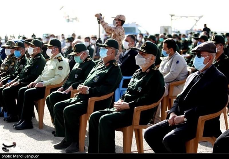 تشییع سردار شهید حجازی در اصفهان 16