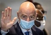 اینفانتینو: فیفا، سوپرلیگ اروپا را تأیید نمیکند/ کاملاً از یوفا حمایت میکنیم